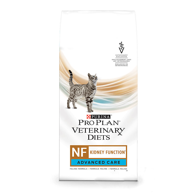 Purina NF Kidney Function Advanced Care for Cats 8lb bag
