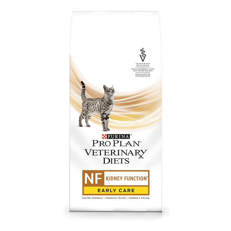 Purina NF Kidney Function Early Care for Cats 8lb bag