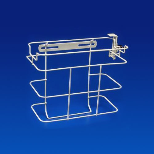 Bracket Wire Wall Mount for SharpSafety Sharps Container - 5ct