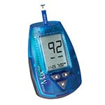 Nova Max Plus Blood Glucose Monitoring System
