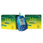 Free Nova Max Glucose Ketone Meter w/Purchase of 20 Ketone Strips