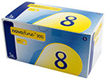NovoFine Pen Needles 30G 8mm 100 per Box