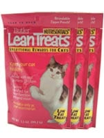 Nutrisentials Lean Treats For Cats 3.5oz Bag Pack of 3