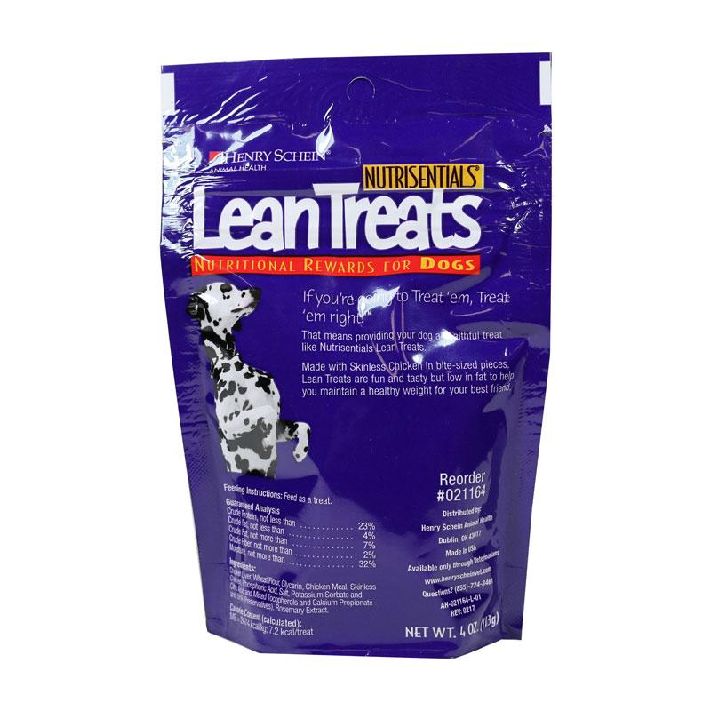 Nutrisentials Lean Treats For Dogs 4oz Bag