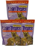 Nutrisentials Lean Treats For Large Dogs 10oz Bag Pack of 3