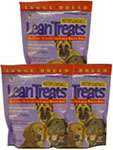 Nutrisentials Lean Treats For Large Dogs 10oz Bag Pack of 3 thumbnail