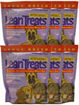 Nutrisentials Lean Treats For Large Dogs 10oz Bag Pack of 6