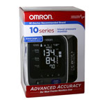 Omron 10 Series Upper Arm Blood Pressure Monitor For 2 Users BP785N