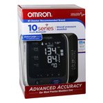 Omron 10 Series Upper Arm Blood Pressure Monitor With Bluetooth BP786 thumbnail