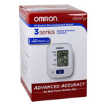 Omron 3 Series Upper Arm Blood Pressure Monitor BP710N thumbnail