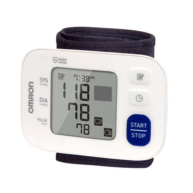 Omron 3 Series Wrist Blood Pressure Monitor BP6100