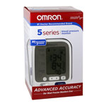 Omron 5 Series Upper Arm Blood Pressure Monitor For 2 Users BP742N