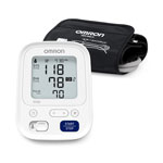 Omron 5 Series Upper Arm Blood Pressure Monitor BP7200 thumbnail