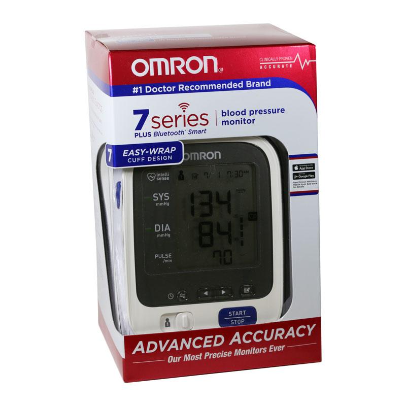 Omron 7 Series Upper Arm Blood Pressure Monitor With Bluetooth BP761N