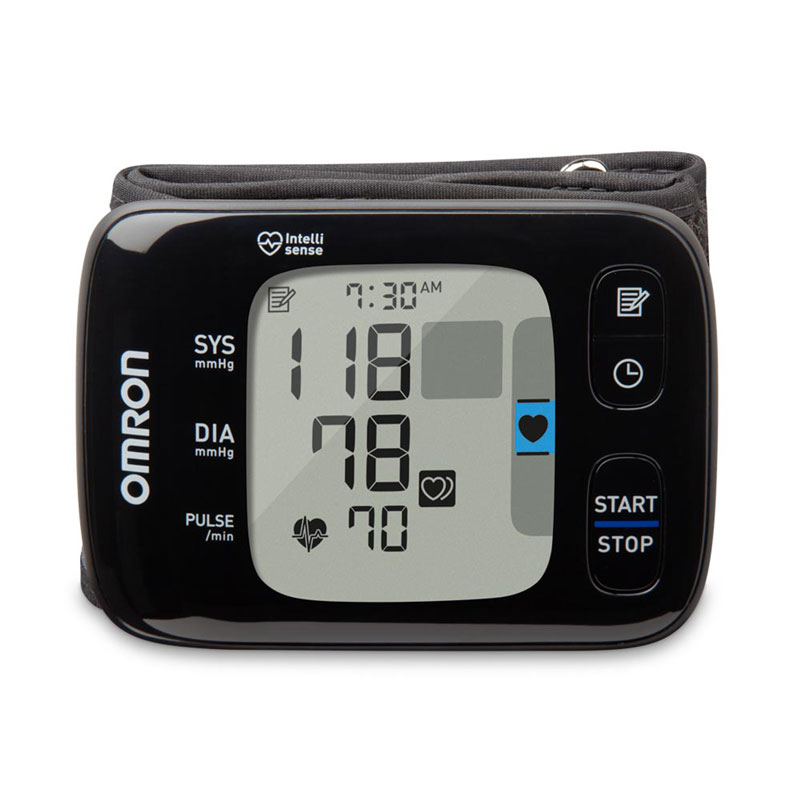 Omron 7 Series Wrist Blood Pressure Monitor BP6350