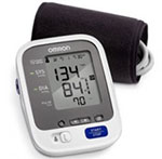 Omron 7 Series Arm Blood Pressure Monitor With Comfort Cuff BP760N