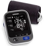 Omron 10 Series Upper Arm Blood Pressure Monitor With Bluetooth BP786