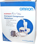 Omron CompAir Elite Compact Compressor Nebulizer Kit - NE-C30