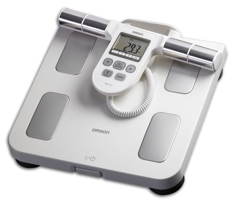 Omron Full Body Sensor - Body Composition Monitor and Scale HBF-510