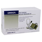 Omron Home Self-Taking Manual Blood Pressure Kit HEM-18 thumbnail