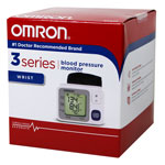 Omron Wrist Blood Pressure Monitor - BP629 thumbnail