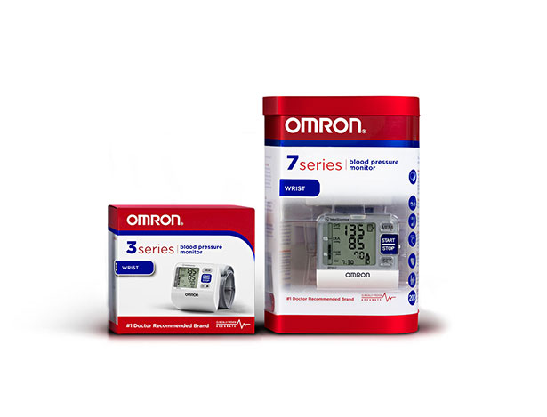 Omron Blood Pressure Monitors Upper Arm