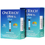 One Touch Ultra 100 Test Strips - 100ct