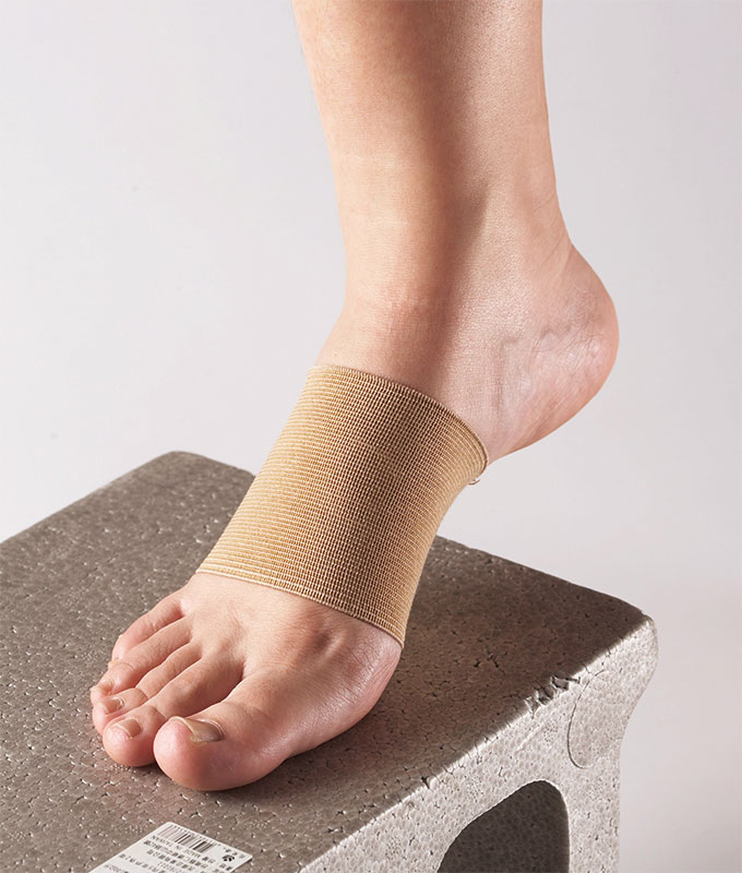 Oppo Footcare Foam Arch Bandage - One Size Fits Most