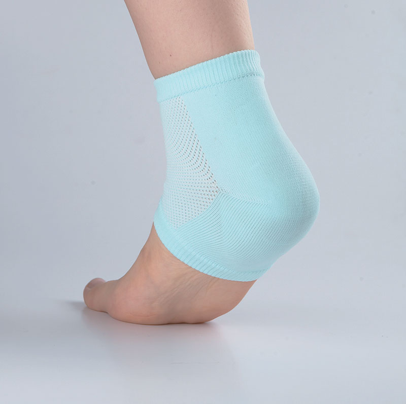 Oppo Footcare Gel Heel Socks - One Size Fits Most Pair