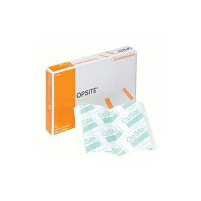 Opsite Transparent Adhesive Dressing 11in x 6in 4986 3-Pack