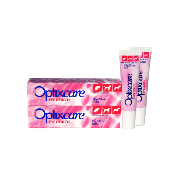 Optixcare Eye Health Gel - 15 Grams