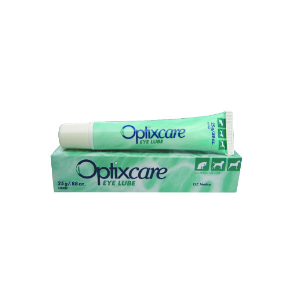 Optixcare Eye Lubricant with Carbomer Gel - Pack of 3