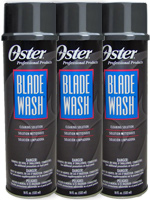 Oster Clipper Blade Wash 18oz - Pack of 3