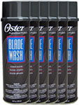 Oster Clipper Blade Wash 18oz - Pack of 6