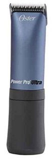 Oster Clippers Power Pro Ultra Cordless Kit - Blue