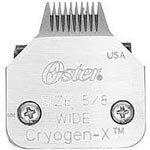 Oster Clipper Blades Cryogen-X - Size 5/8