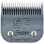 Oster Clipper Blades Cryogen-X - Size 5F
