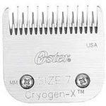 Oster Clipper Blades Cryogen-X - Size 7 Skip Tooth thumbnail