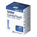 Owen Mumford Unilet ComforTouch Alternate Site Lancets 26G 100/bx thumbnail