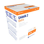 Owen Mumford Unistik 2 Extra Safety Lancets 100/bx AT0712 Pack of 3 thumbnail