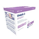 Owen Mumford Unistik 3 Comfort Safety Lancets 50/bx AT1047 Pack of 6 thumbnail