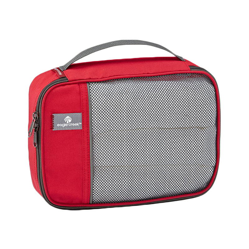 Pack-It Diabetes Supply Case - Red