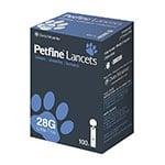 Owen Mumford Petfine Unilet 28 Gauge Lancets - Pack of 12