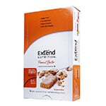 ExtendBar Peanut Delight - Case of 15