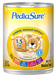 Abbott PediaSure 1.5 Cal Vanilla 8oz Can Institutional Case of 24