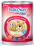 Abbott PediaSure 1.5 CAL With Fiber Ready to Hang Safety Screw Each