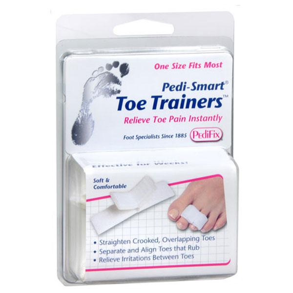 PediFix Pedi-Smart Toe Trainers - One Size Fits Most, Pair