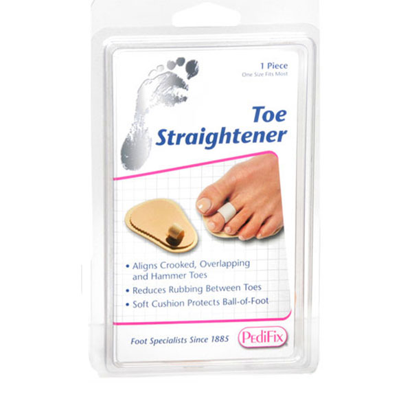 PediFix Podiatrist's Choice Toe Straightener Pack of 6