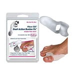 PediFix Visco-GEL Dual Action Bunion Fix - One Size Fits Most thumbnail