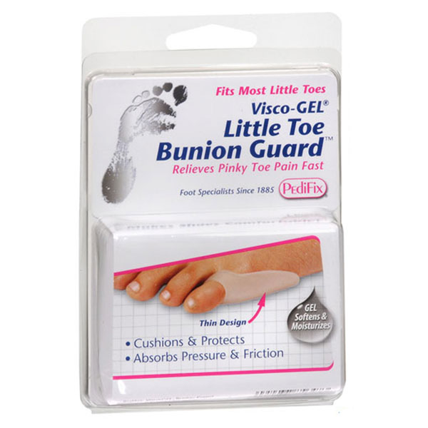 PediFix Visco-GEL Bunion Guard - Small Pack of 3